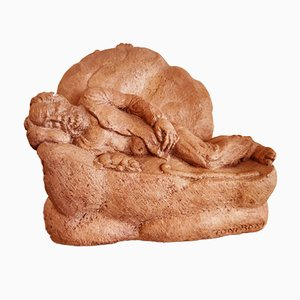 Rest Sculpture by Toni Boni, 1957