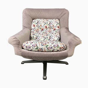 Fauteuil Oeuf Vintage Rose