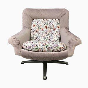 Vintage Pink Egg Armchair
