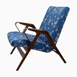 Lounge Chair by František Jirák for Tatra Nábytok, 1950s