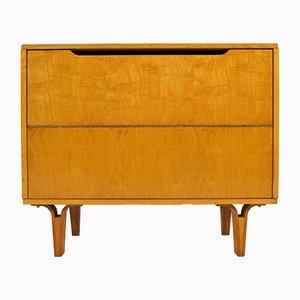 Vintage Bedding Cabinet, 1970s