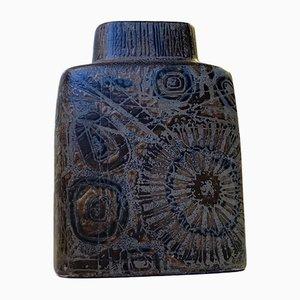 Vase Mid-Century en Céramique par Nils Thorsson pour Royal Copenhagen, 1960s