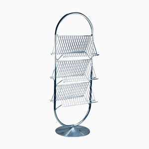 Vintage Magazine Rack by Verner Panton for Fritz Hansen