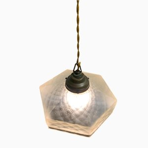 Italian Kitchen Ceiling Lamp, 1950s