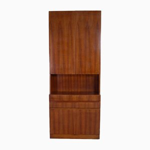 Wooden Bookcase, 1960s