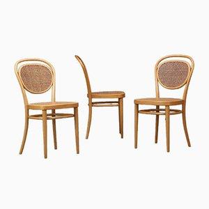 Chaise de Café Modèle 215 R Vienna de Thonet, 1990s
