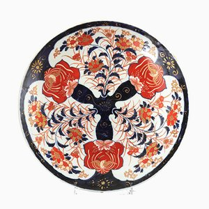 Large Japanese Meiji Period Charger from Imari / Arita, 1880s