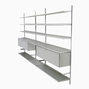 Vintage Shelving System by Otto Zapf for Vitra