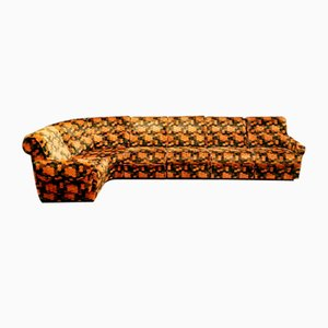 Vintage Modular Sofa, 1960s, Set of 6