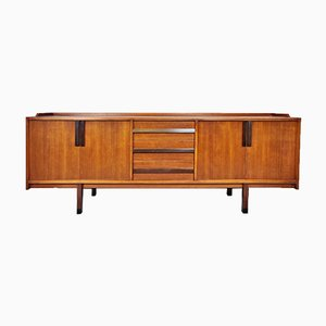 Long Italian Sideboard, 1970s