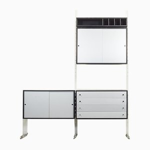 Regalsystem von Poul Norreklit für Georg Petersen Mobelfabrik