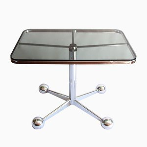 Large Space Age Italian Coffee Table from Allegri Parma, 1960s