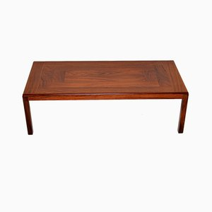 Vintage Danish Rosewood Coffee Table from Vejle Stole Mobelfabrik, 1960s