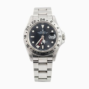Stainless Steel Explorer II X Series Automatic Wrist Watch from Rolex