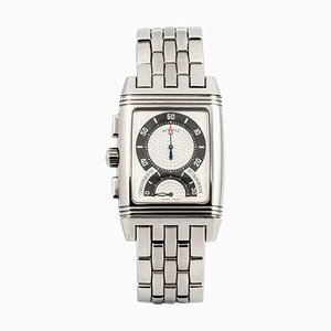 Steel Reverso Gran Sport Chrono Wrist Watch from Jaeger LeCoultre