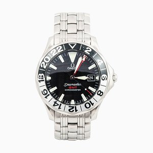 Stainless Steel Seamaster Limited Series Automatic Wrist Watch from Omega