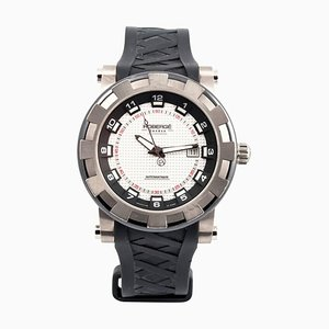 Titanium and Ceramic Pavo Sport Wrist Watch from Robergé