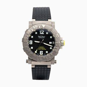 Reloj de pulsera automático Le Plongeur C de titanio de Paul Picot