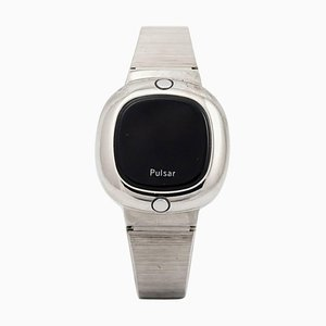 Last Wrist Watch from the Brand Who Invented the LCD Wrist Watch from Pulsar