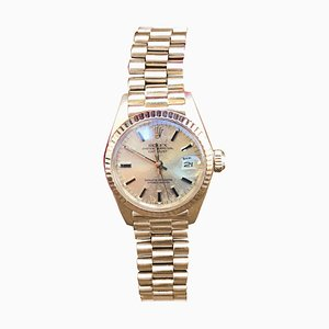 Oyster Lady from Rolex, 1991