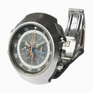 Cronografo quadruplo quadrante Flightmaster Tropic 145026 di Omega, anni '70