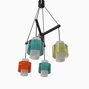 Ceiling Lamp from Stilux Milano, 1960s