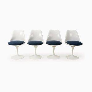 Esszimmerstühle von Eero Saarinen für Knoll Inc. / Knoll International, 1970er, 4er Set