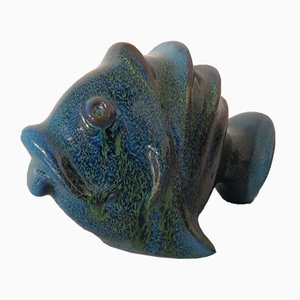 Ceramic Fish Money Box, 1970s