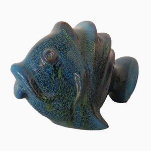 Ceramic Fish Money Box, 1970s
