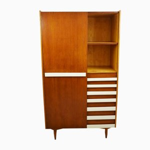 Italian Wood and Formica Cabinet, 1960s