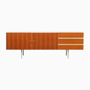 Sideboard with Wooden Fronts from Interlübke, 1970s