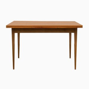 Walnut Extendable Dining Table, 1960s