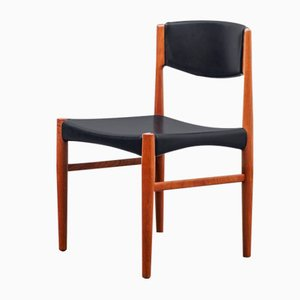 Danish Teak Dining Chairs from Glostrup, 1960s, Set of 6
