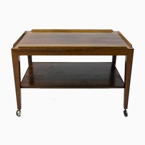 Mid-Century Rosewood Trolley, 1960s
