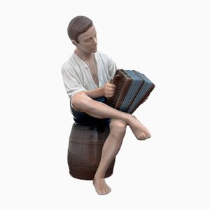 Man Figurine from Bing & Grondhal, 1952