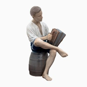 Man Figurine from Bing & Grondhal, 1954