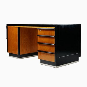 Desk by Gustaf Axel Berg for G.A. Berg Sweden, 1930s