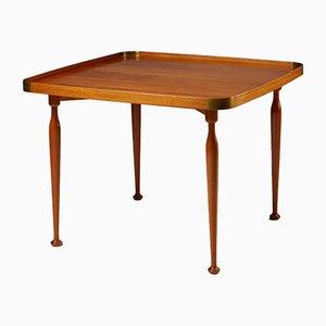 Tavolino di servizio modello 1074 di Josef Frank per Svenskt Tenn, Svezia, anni '50