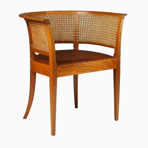 Faaborg Chair by Kaare Klint for Rud. Rasmussen, Denmark, 1914