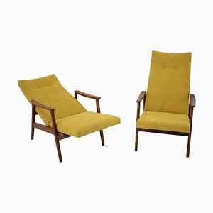 Adjustable Armchairs from Thon, 1970s, Set of 2