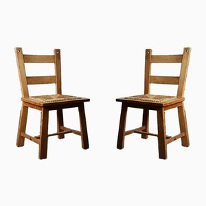 Chairs, 1940s, Set of 2