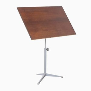 Reiger Drafting Table by Friso Kramer for Ahrend de Cirkel, 1960s