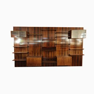 Shelving System Wall Unit by Paul Cadovius, 1960s