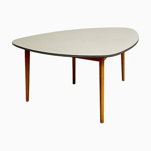 Triangular Dining Table, 1950s