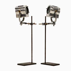 Vintage Spotlights or Table Lamps from Century Lighting Inc, 1950s, Set of 2