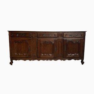 19th Century French Oak Sideboard