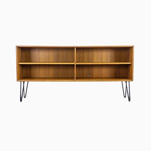 Teak Bookshelf from WK Möbel, 1960s
