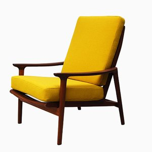 Yellow Armchair by Guy Rogers