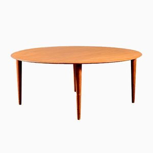Mid-Century Teak Model 515 Coffee Table by Peter Hvidt for France & Søn / France & Daverkosen, 1960s