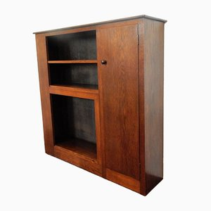 Dutch Cabinet or Bookcase from L.O.V. Oosterbeek, 1920s
